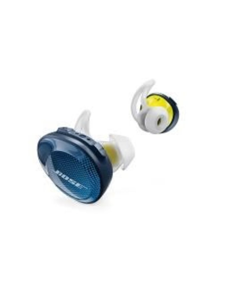 BOSE Bose SoundSport Free wireless headphones - Blue/Citron