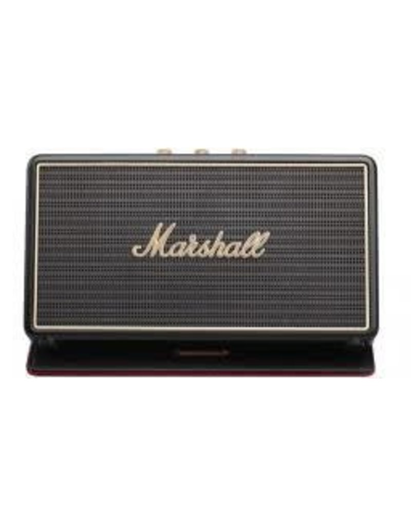 Marshall Marshall Stockwell Speaker Black EU/US incl. Case