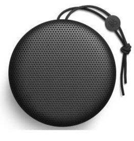 B&O B&O Beoplay A1 Portable Bluetooth Speaker - Black