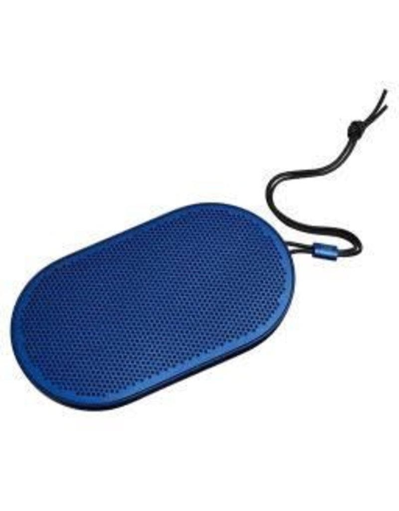 B&O B&O Beoplay P2 Portable Bluetooth Speaker - Royal Blue