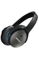 BOSE Bose QuietComfort 25 (QC25) Acoustic Noise Cancelling headphones - Black - Apple