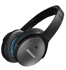 BOSE Bose QuietComfort 25 (QC25) Acoustic Noise Cancelling headphones - Black - Apple