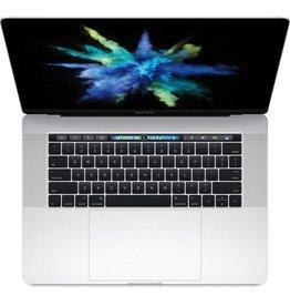 "Apple MacBook Pro 15"" - 2.2GHz 6-core i7 / 16GB / 256GB SSD/ 4GB Radeon Pro 555X / Touch Bar - Silver"