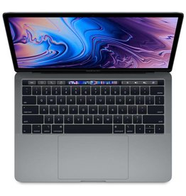 "Apple MacBook Pro 15"" (2018) - 2.2GHz 6-core i7 / 16GB / 256GB SSD/ 4GB Radeon Pro 555X / Touch Bar - Space Grey"
