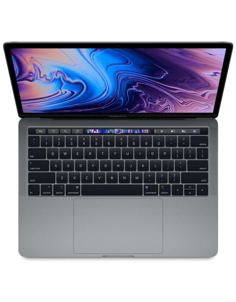 "Apple MacBook Pro 15"" - 2.2GHz 6-core i7 / 16GB / 256GB SSD/ 4GB Radeon Pro 555X / Touch Bar - Space Grey"
