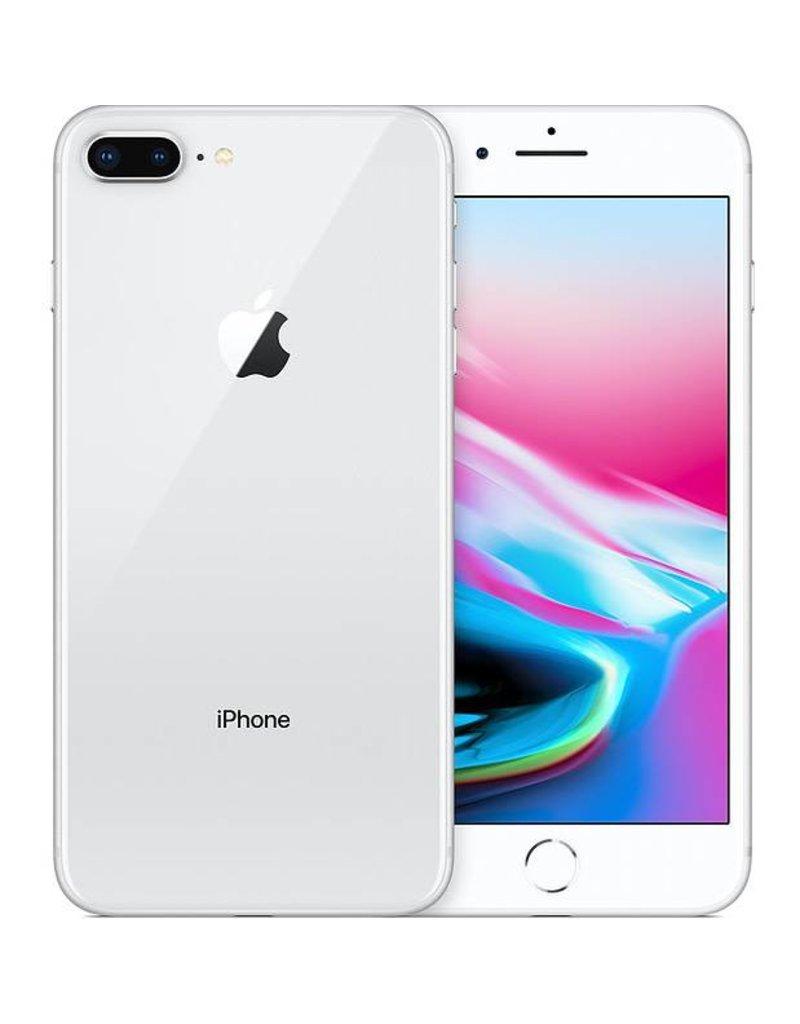 Apple iPhone 8 Plus 64GB - Silver - Pre Loved - 1 Yr Wty