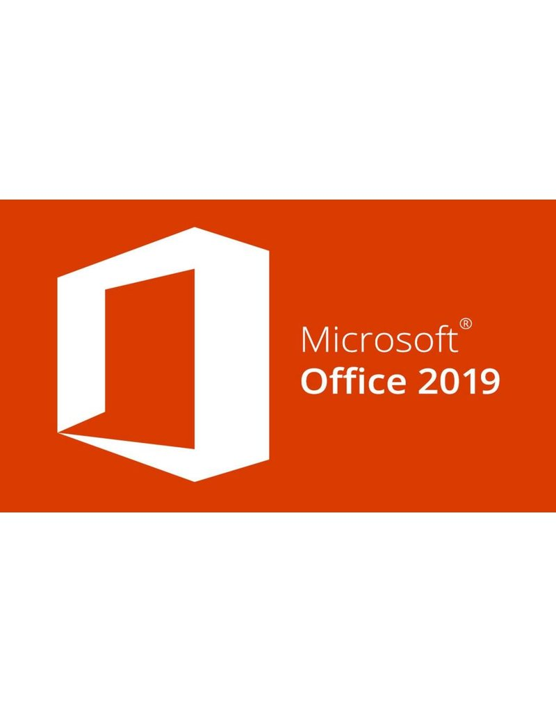 Office Home & Business 2019 For Mac (Boxless) - Single User