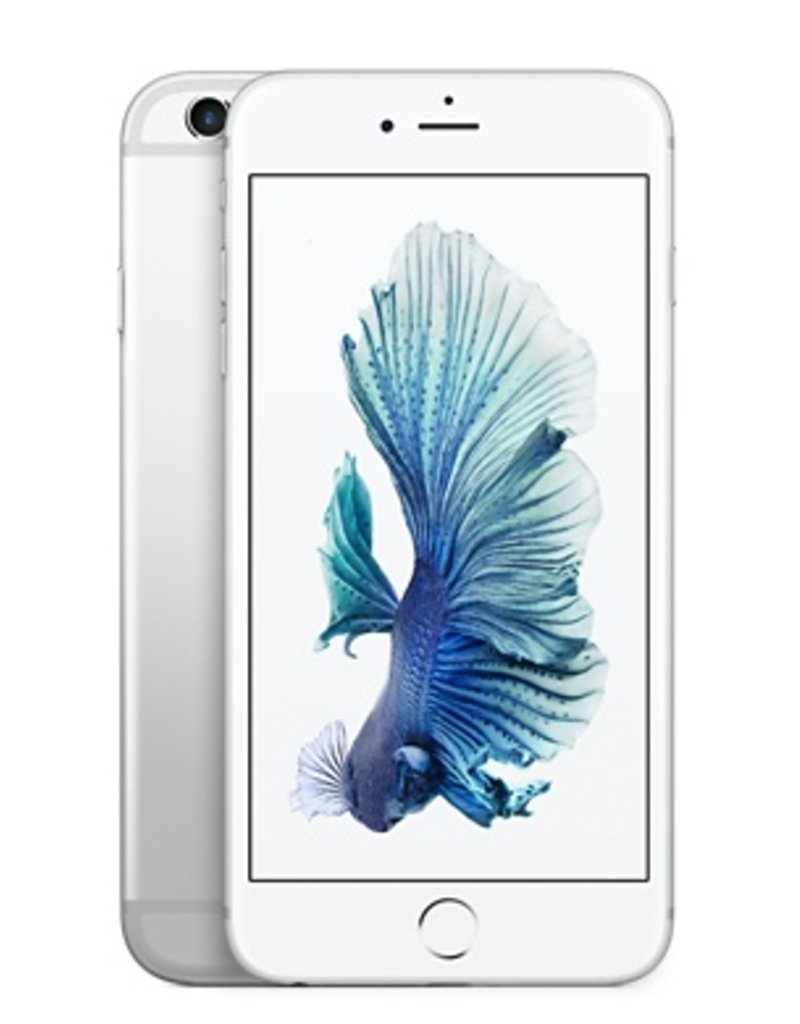 Apple iPhone 6s / 64GB / Silver - 1 Year Wty