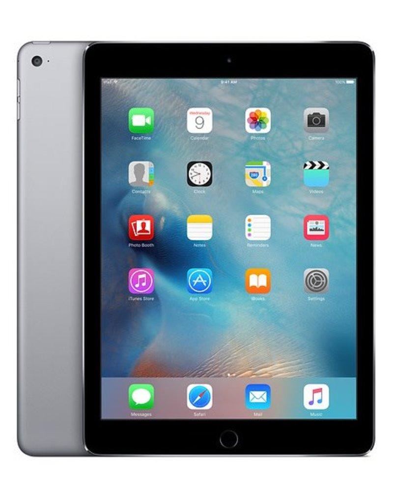 Apple iPad Air 2 Wifi 64GB - Space Grey - Pre Loved 1 Yr Wty