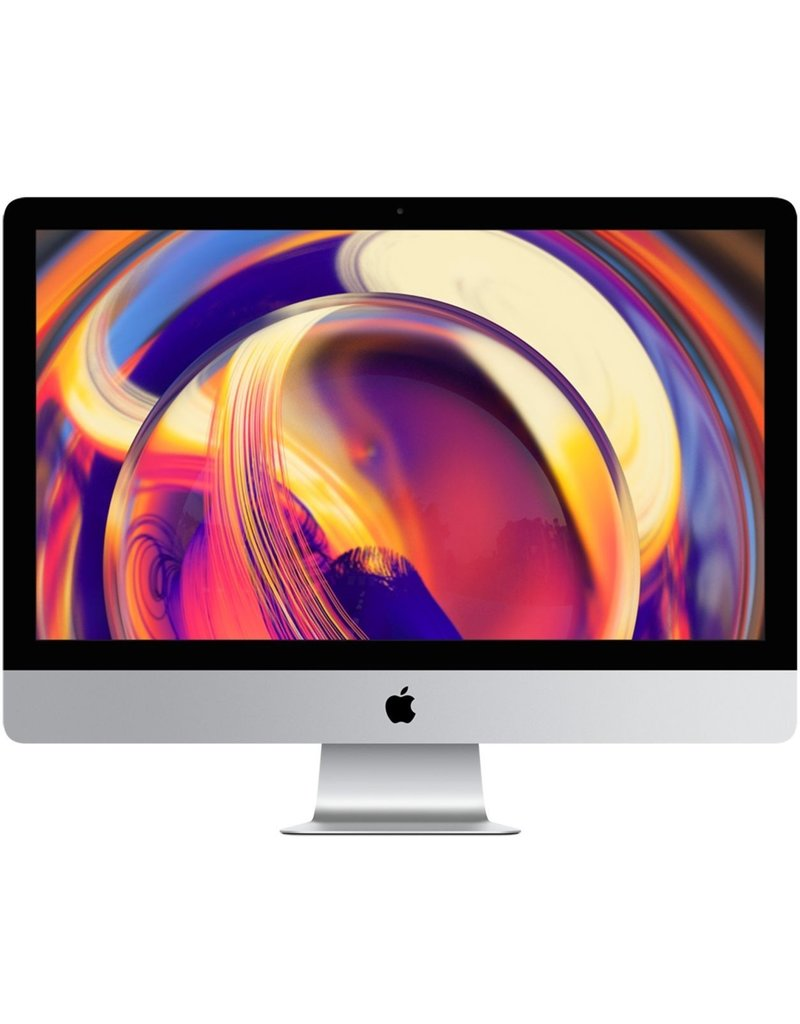 Apple 27-inch iMac with Retina 5K display / 3.1GHz 6-core 8th-generation i5 processor/ 8Gb RAM / 1TB Fusion Drive / Radeon Pro 575X 4GB Graphics Card