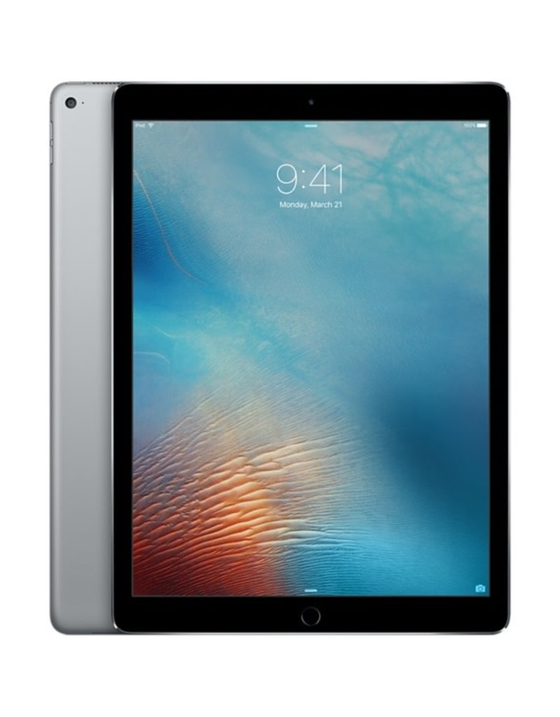 Apple iPad Pro 12.9-inch (1st Gen) 128GB / WiFi + Cellular / comes with Apple Smart Keyboard, Apple Pencil & STM Cover - PreLoved -1 Year Wty
