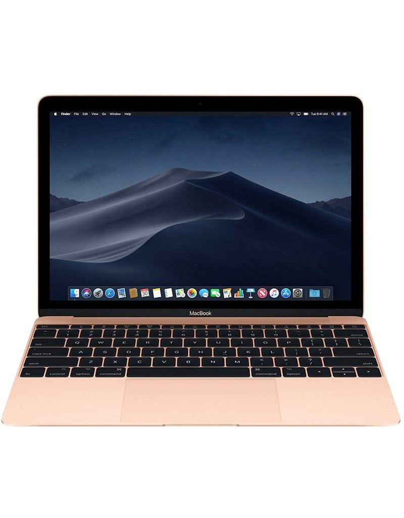 Apple MacBook Retina 12-inch (Early 2016) - 1.1GHz Intel Core / 8GB RAM / 256GB Flash Storage - 1 Year Wty