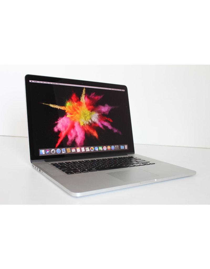 Apple MacBook Pro 15'' Retina (Late 2013) - 2.3GHz QC i7 / 8GB / 256GB SSD - Pre Loved - 1 Year Wty