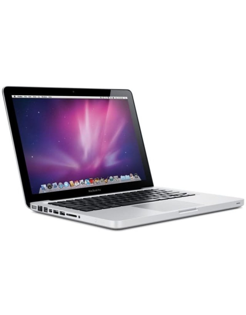 MacBook Pro (13-inch, Mid 2010) 2.4GHz Intel Core 2 Duo 8GB RAM 250GB SSD