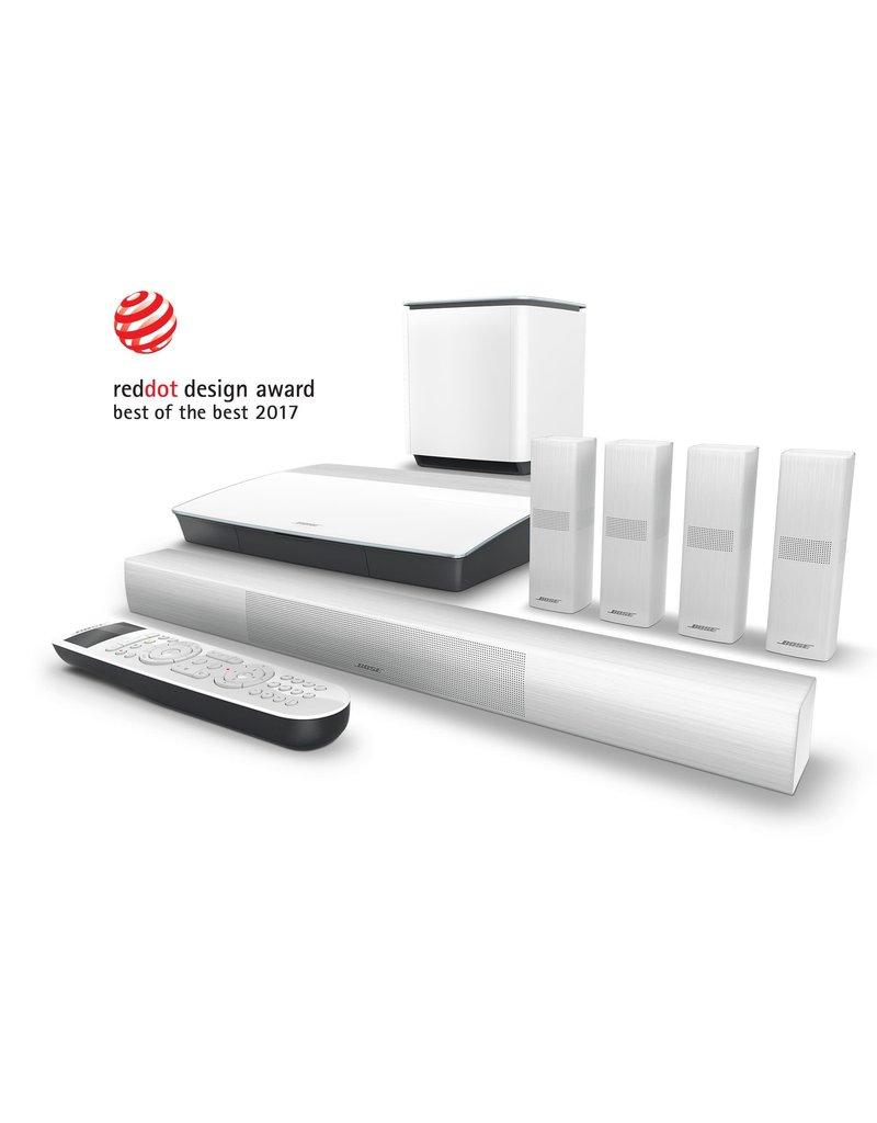 BOSE Bose Lifestyle 650 System / White / Ex Demo - 1 Year Warranty