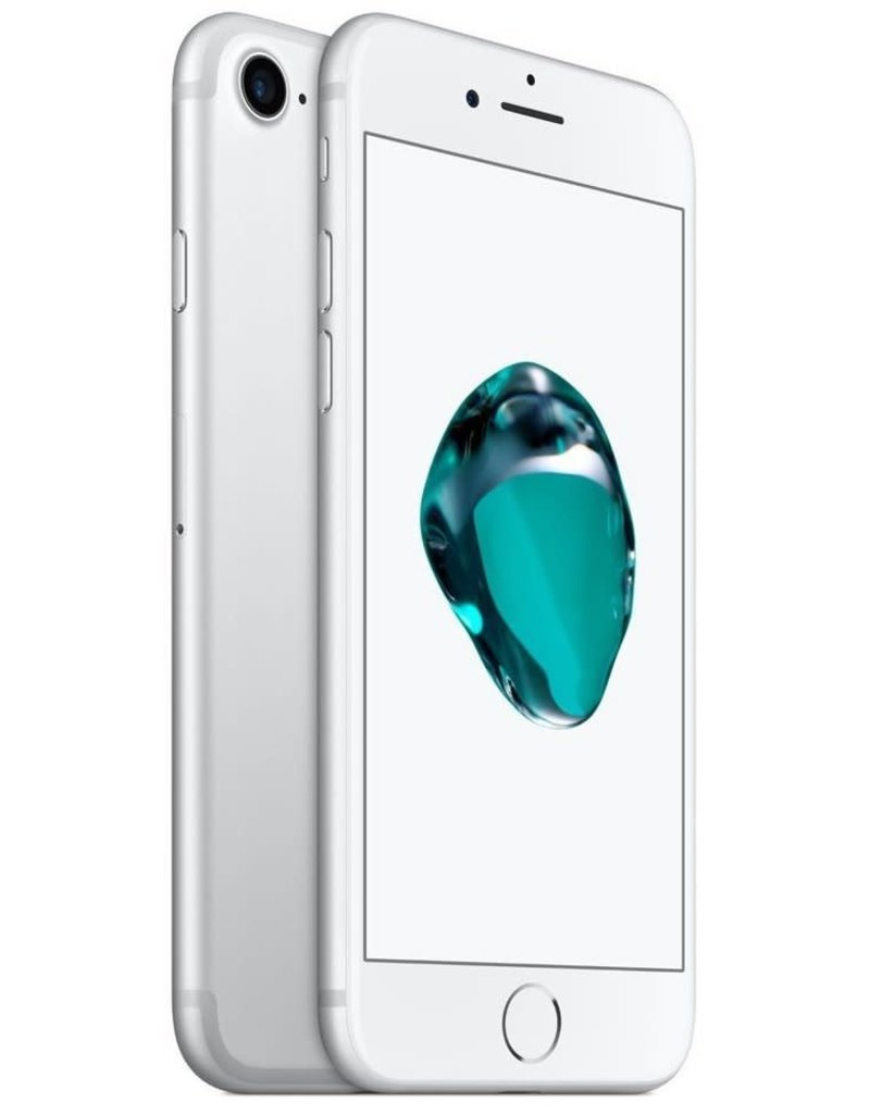 Apple iPhone 7 Plus / 128GB / Silver / Preloved - 1 Year Warranty