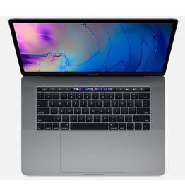 "Apple MacBook Pro 15"" - 2.6GHz 6-core i7 / 16GB / 256GB SSD/ 4GB Radeon Pro 555X / Touch Bar - Space Grey - 2019"
