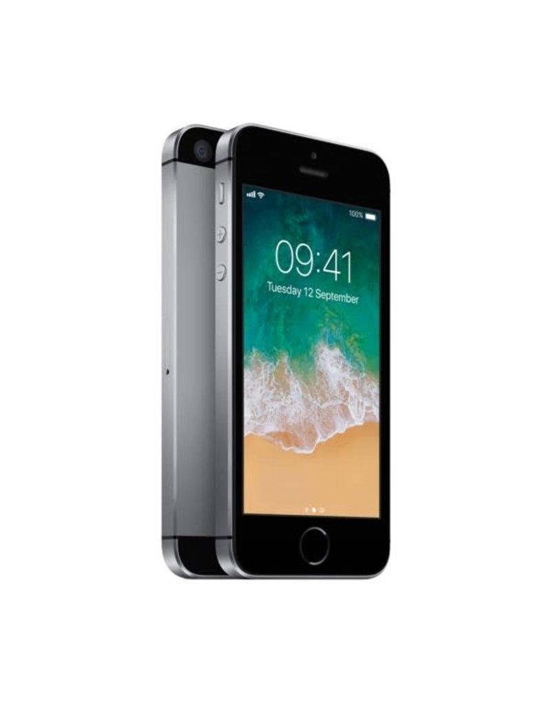 Apple iPhone SE / 16GB / Space Grey / Pre Loved - 1 Year Warranty