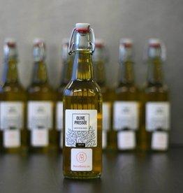 Olive Pressée Huile d'olive extra vierge, Tunisie, Biologique (500 ml)