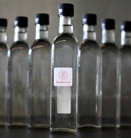 Pure Bio - Je suis pure - Produits nettoyants ménagers et corporels Vinaigre blanc 12% (500mL et 1L)