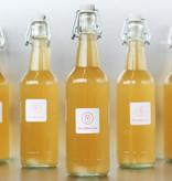 Olive Pressée Vinaigre de cidre de pommes - Biologique (500ml)