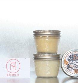 Savonnerie des Diligences Déodorant en pot avec bicarbonate de soude  (125 ml - sapin baumier))