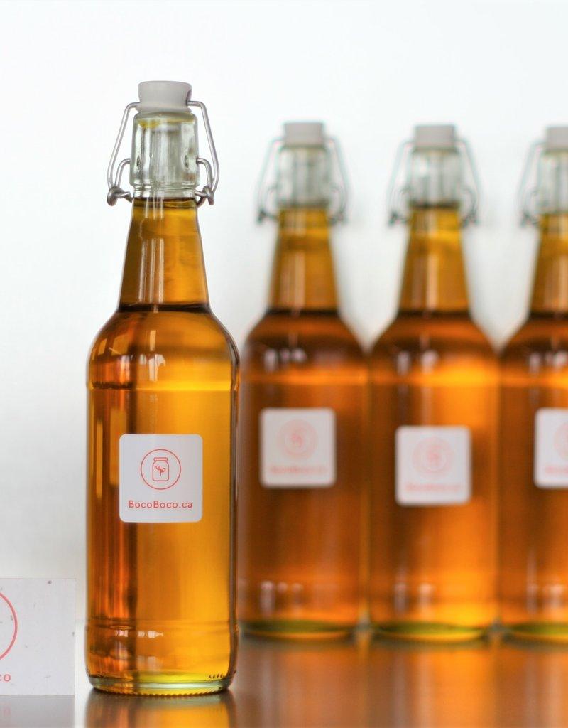 Olive Pressée Huile de canola - Biologique (500ml)