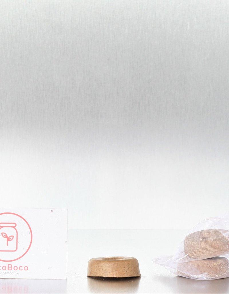 Apicrème Shampoing solide cheveux normaux (mini et régulier)