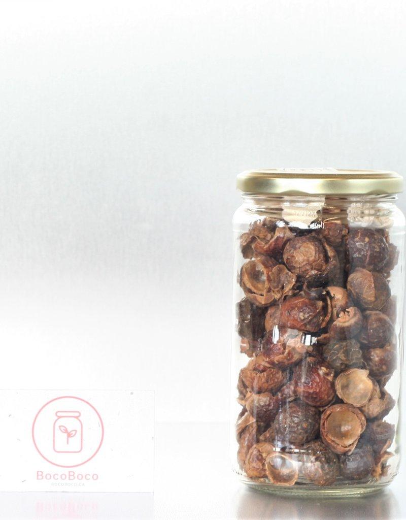 Éco et Éco Noix de lavage (60gr et 200gr) - sapindus ou arbre à savons