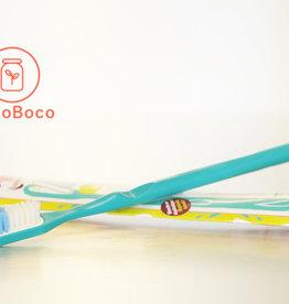 Blum Distribution Brosse à dents bioplastique à tête rechargeable - Lamazuna