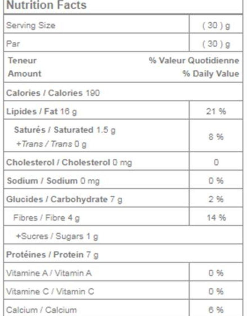 Genesis food Amandes Européennes crues (400gr et 1 kg)