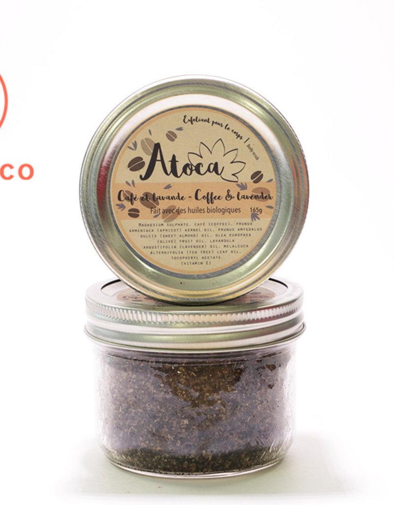 Atoca Exfoliant café lavande (165gr)