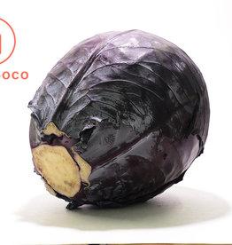 BocoBoco - maître fruitier Chou rouge moyen biologique du Québec