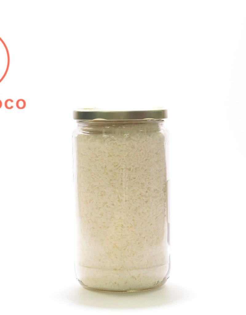Genesis food Noix de coco rapée médium (100gr, 250gr, 600gr)