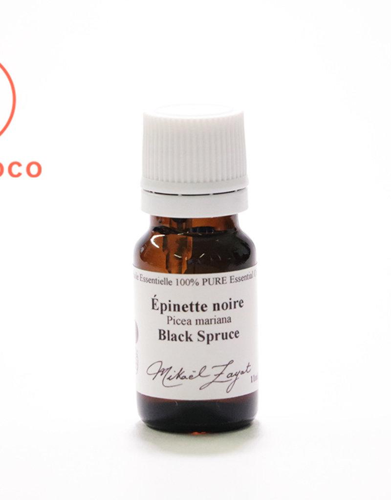 Zayat Aroma Inc. Huile essentielle - Épinette noire biologique Canada (11ml)