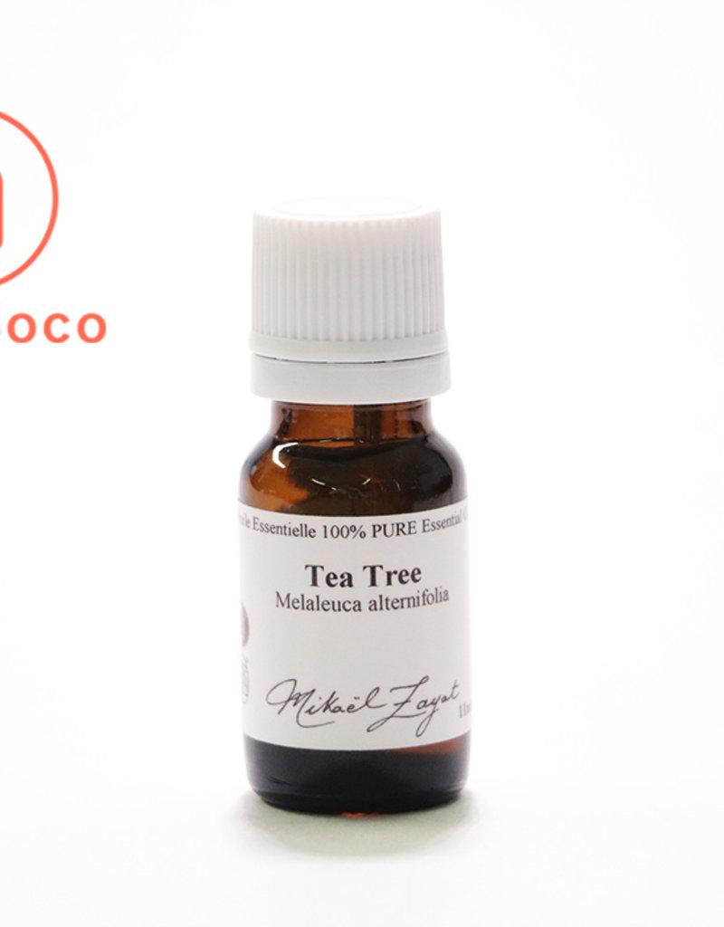 Zayat Aroma Inc. Huile essentielle - Tea Tree biologique Australie (11ml)