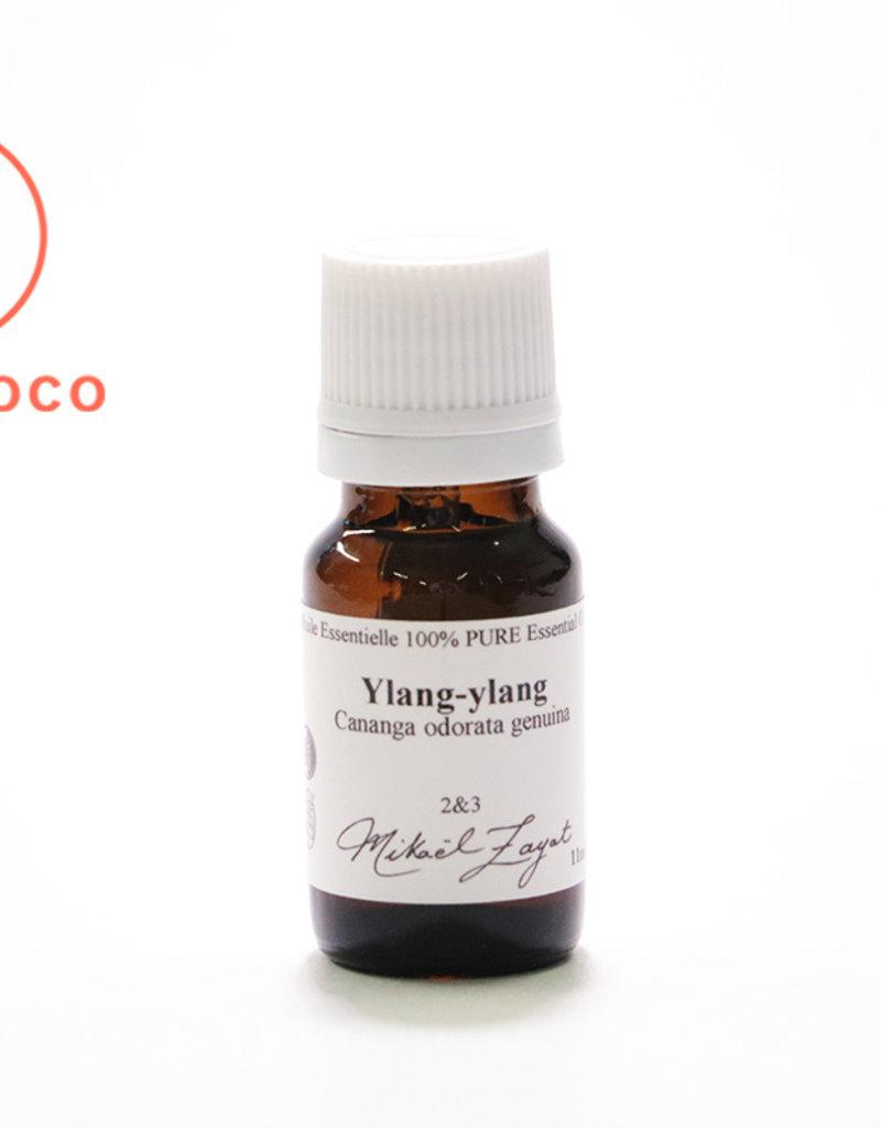 Zayat Aroma Inc. Huile Essentielle - Ylang-ylang 2&3 biologique (11ml)