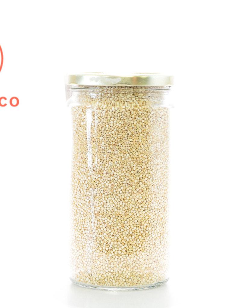 Genesis food Quinoa blanc royal - Biologique (600gr et 1,4kg)