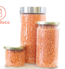 Tootsi Impex Lentilles rouges (200gr, 600gr et 1,5kg)