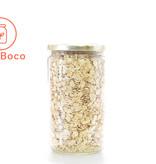 Genesis food Flocons d'avoine régulier (120gr, 350gr et 800gr)
