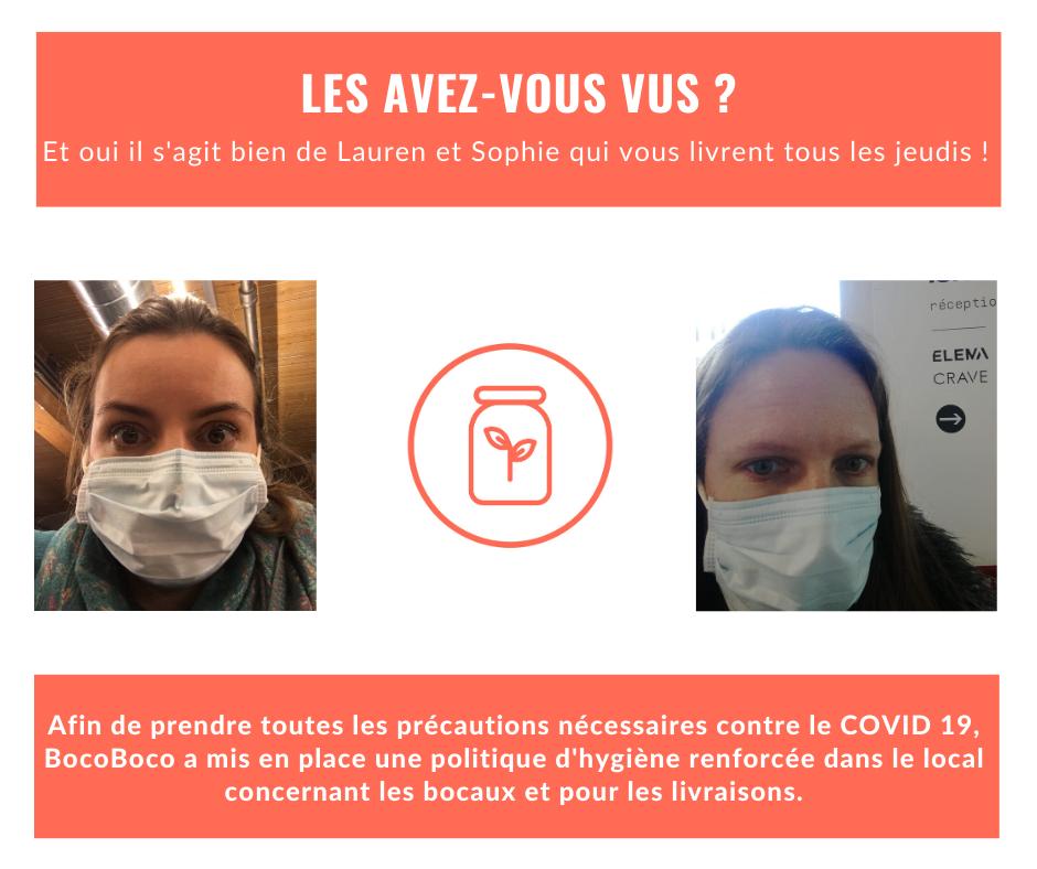 BocoBoco face au coronavirus
