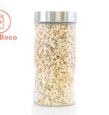 Tootsi Impex Flocons d'avoine rapide - Biologique (100gr, 300gr et 700gr)
