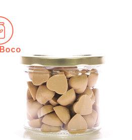 Ivoire cabosse cacao Chocolat blanc vegane coco baobab (150gr)