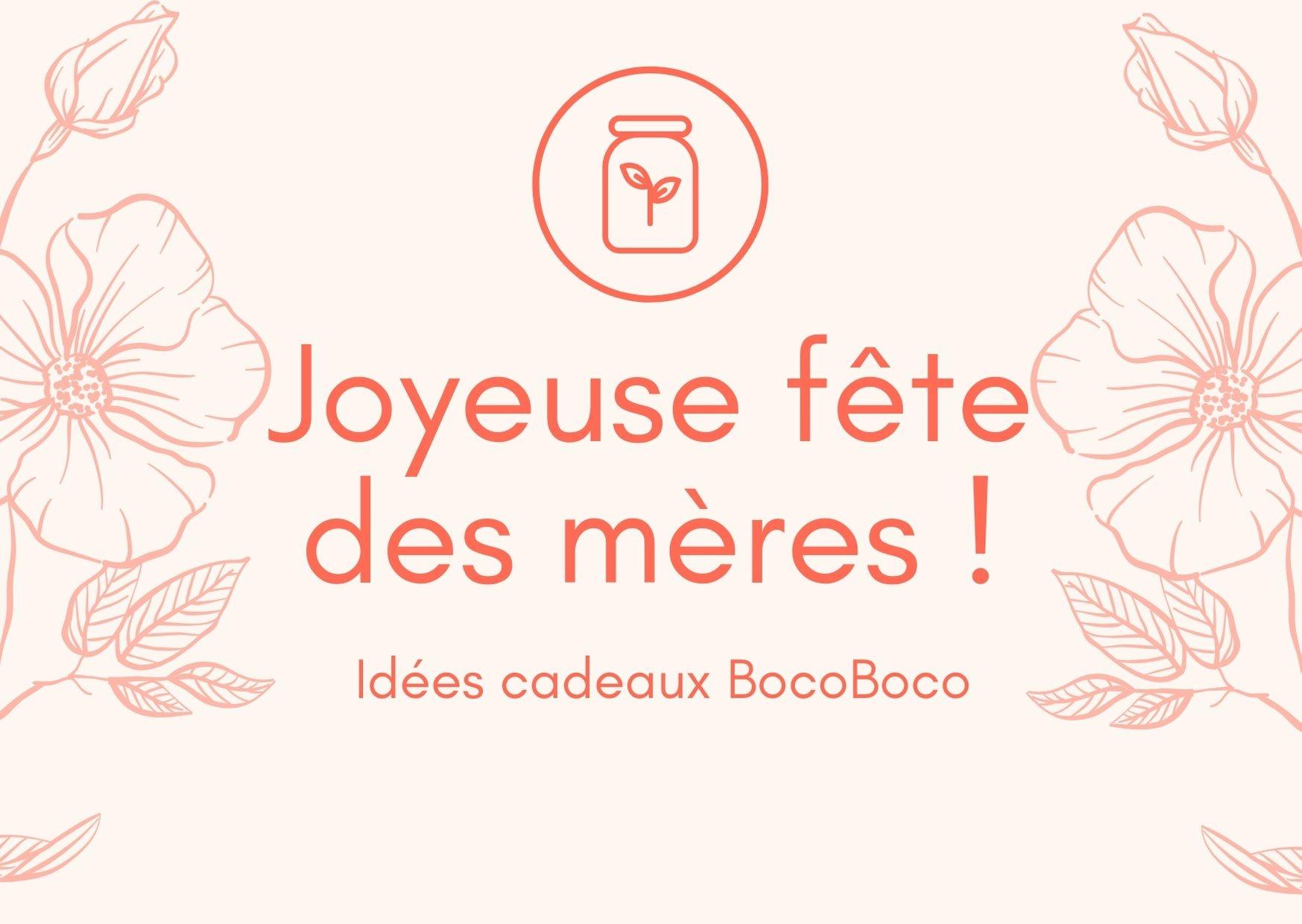 BocoBoco X Fête des mères