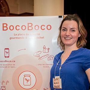 BocoBoco est lauréat de la fondation Montréal Inc