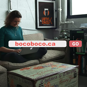 Le site BocoBoco est disponible