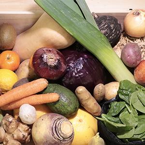 Les fruits et légumes sont disponibles sur l'épicerie BocoBoco
