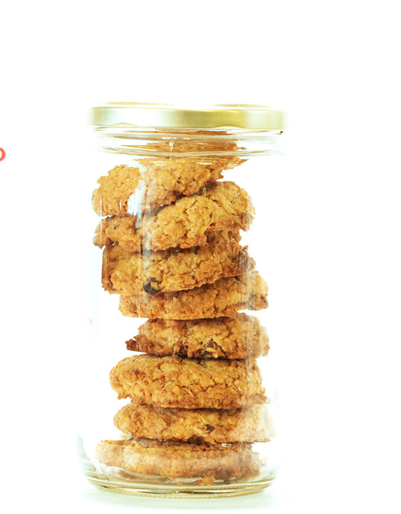Les Ah de Line Biscuits avoine tropical  (8 biscuits)
