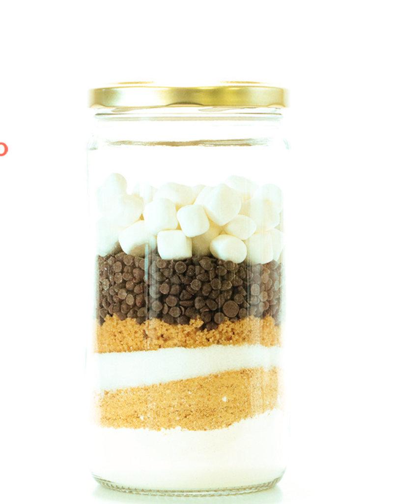 Les Ah de Line Mélange pour biscuits S'mores (345 gr)