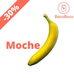 Bananes moche - Équitable et Biologique (à l'unité)